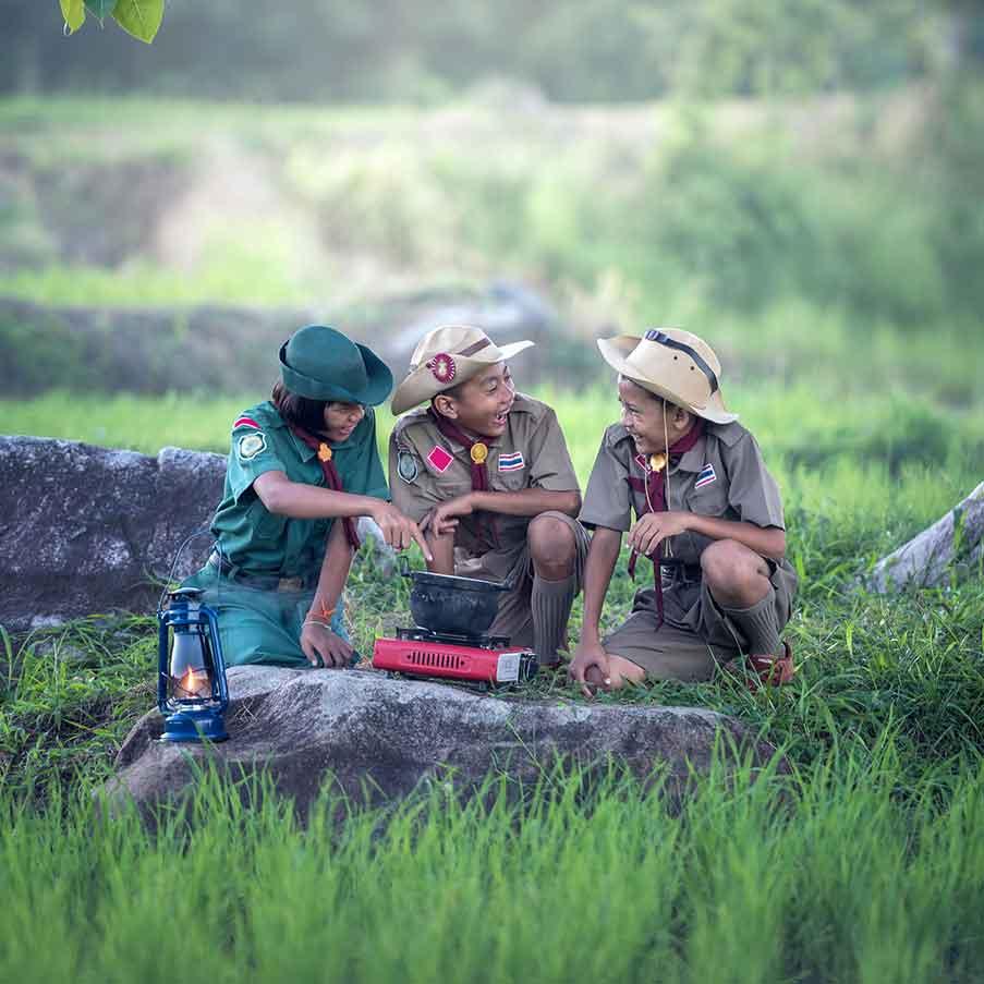 Scouting Workshops